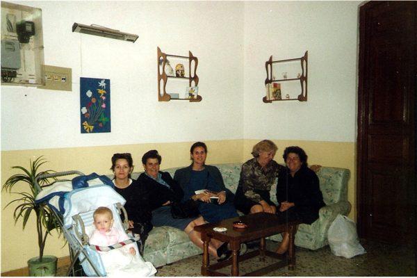 CALLE ABRIL SALA DE ESPERA PADRES