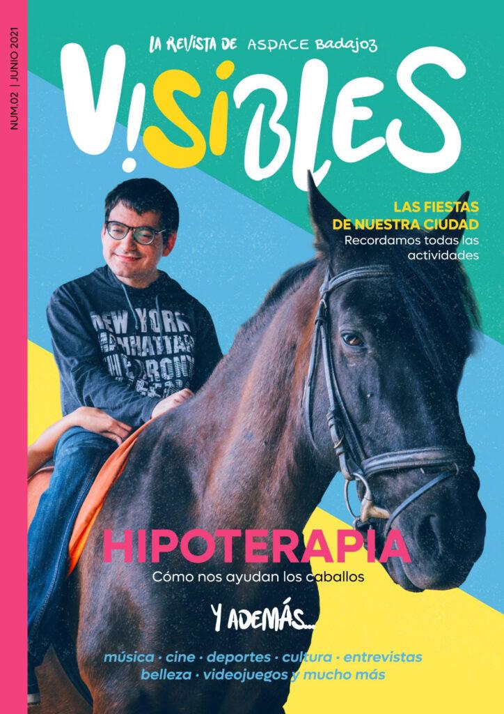 Segundo número Revista Visibles